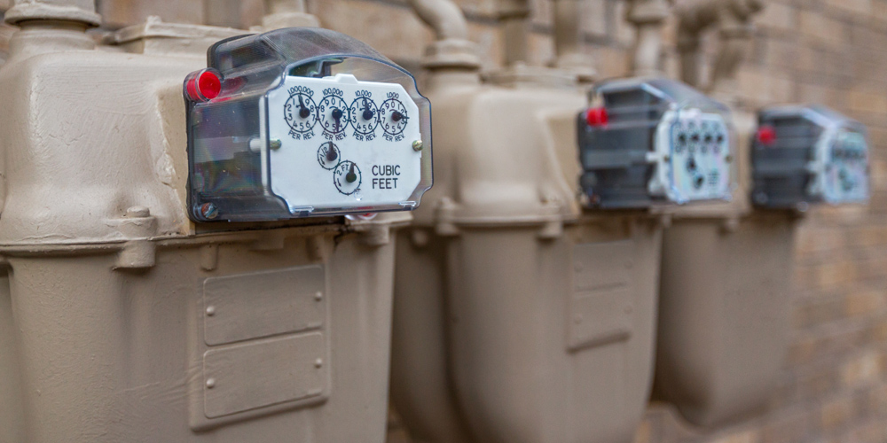 Gas Meter Recycling